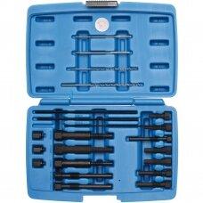 Kaitinimo žvakių elektrodų šalinimo įrankių rinkinys M8 / M10