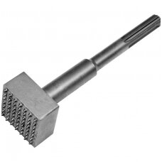 Kaltas betono lyginimui 60x60x240mm SDS-Max YATO