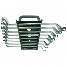 """Kilpinių raktų komplektas 8 dalių DIN 838, 6x7-20x22 mm, """"Bgs-technic"""""""