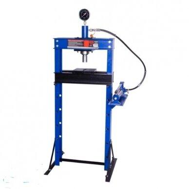 Kojinis hidraulinis presas 20T, 0-1035mm