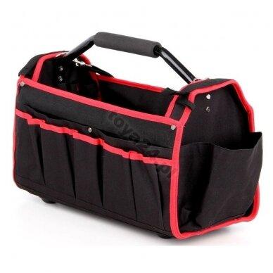 Krepšys įrankiams su 31 kišenė YATO 2