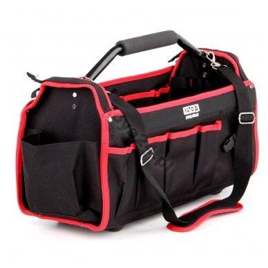 Krepšys įrankiams su 31 kišenė YATO 3