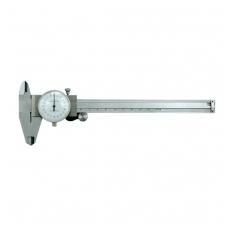 Laikrodinis slankmatis 0-150mm