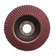 Lapelinis šlifavimo diskas išgaubtos formos P100 125x22,2mm Essen Tools