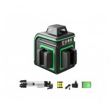 Lazerinis nivelyras ADA CUBE 360 2V GREEN Professional Edition (žalios linijos)