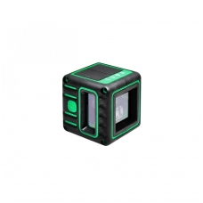 Lazerinis nivelyras Cube 3D Green, ADA Professional Edition