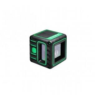 Lazerinis nivelyras Cube 3D Green, ADA Professional Edition