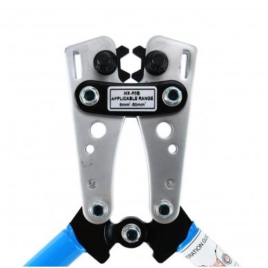 Laidų presavimo ir žirklių kabeliui komplektas (6-50mm²) 5