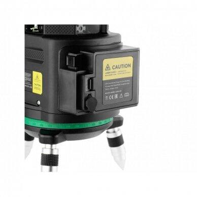 Lazerinis nivelyras 6D SERVOLINER GREEN 5
