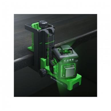 Lazerinis nivelyras ADA CUBE 3-360 GREEN Ultimate Edition (žalios linijos) 12