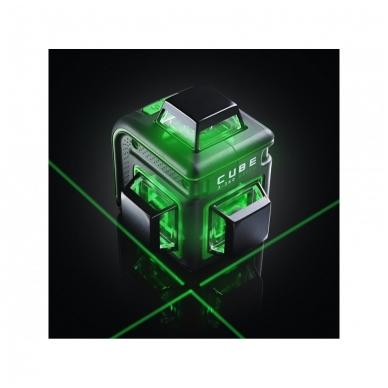 Lazerinis nivelyras ADA CUBE 3-360 GREEN Ultimate Edition (žalios linijos) 14