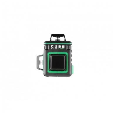 Lazerinis nivelyras ADA CUBE 3-360 GREEN Ultimate Edition (žalios linijos) 3