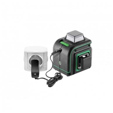 Lazerinis nivelyras ADA CUBE 3-360 GREEN Ultimate Edition (žalios linijos) 8