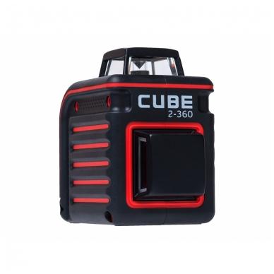 Lazerinis nivelyras Cube 2-360, ADA