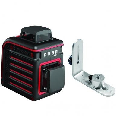 Lazerinis nivelyras Cube 2-360, ADA 4