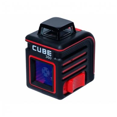 Lazerinis nivelyras Cube 360, ADA 2