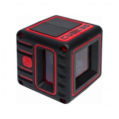 Lazerinis nivelyras Cube 3D, ADA