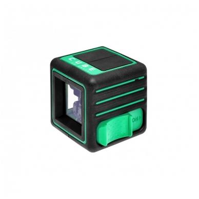Lazerinis nivelyras Cube 3D Green, ADA Professional Edition 2