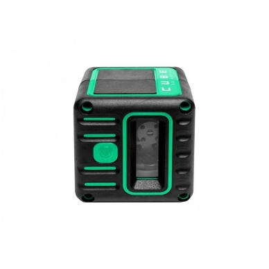 Lazerinis nivelyras Cube 3D Green, ADA Professional Edition 3