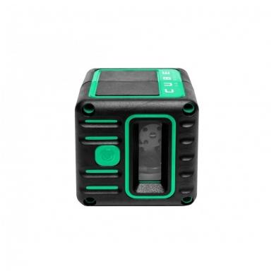 Lazerinis nivelyras Cube 3D Green, ADA Professional Edition 3