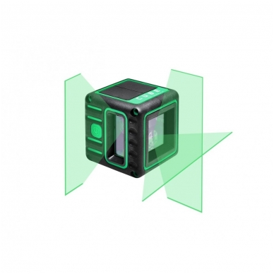 Lazerinis nivelyras Cube 3D Green, ADA Professional Edition 5