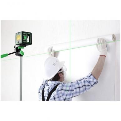 Lazerinis nivelyras Cube 3D Green, ADA Professional Edition 7