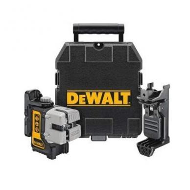 Lazerinis nivelyras DeWalt DW089K 3