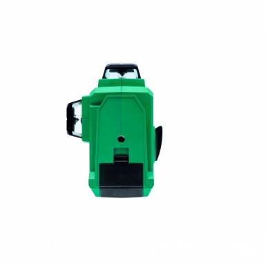 Lazerinis nivelyras TOPLINER 3x360° GREEN 8