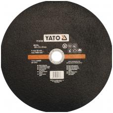 Metalo pjovimo diskas 350x3,5x32mm YATO