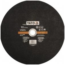 Metalo pjovimo diskas 400x4,0x32mm YATO