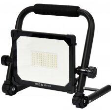 Nešiojama darbo LED lempa 30W 3000LM YATO