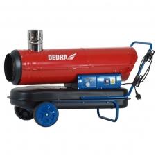 Netiesioginio degimo dyzelinis šildytuvas 30kW Dedra