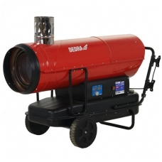 Netiesioginio degimo dyzelinis šildytuvas 50kW Dedra