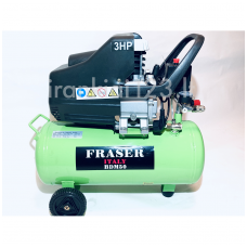 Oro kompresorius 35L, 8BAR, Fraser Italy