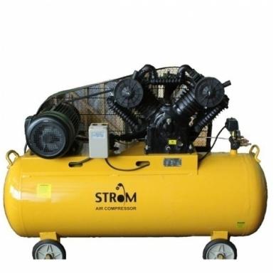 Oro kompresorius 300L, 7.5KW, 380V STROM (V-1.05/12.5)