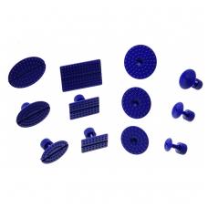 Pagalvėlės kėbulo įduboms šalinti įvairių dydžių ir formų iš BGS 865 - 12 vnt.