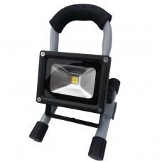 Pakraunama lempa su stovu COB LED 10W, 900Lm