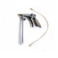Pistoletas graviteksui / antikorizijai su srauto reguliavimu