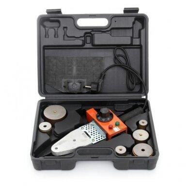 Plastikinių vamzdžių(PVC) suvirinimo prietaisas 20-63mm