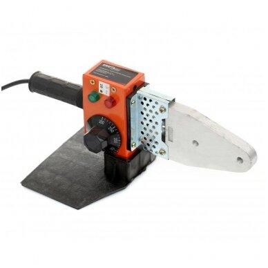 Plastikinių vamzdžių(PVC) suvirinimo prietaisas 20-63mm 2