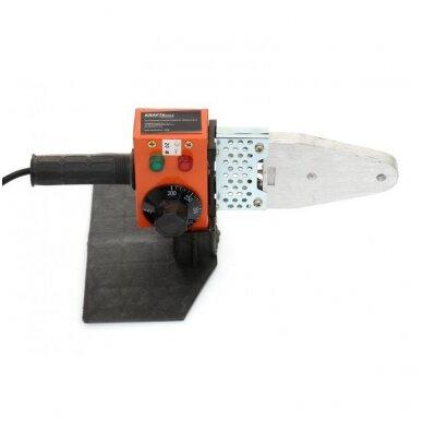 Plastikinių vamzdžių(PVC) suvirinimo prietaisas 20-63mm 3