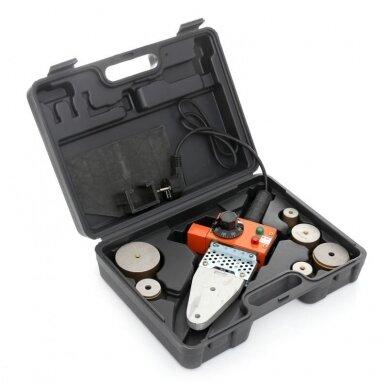 Plastikinių vamzdžių(PVC) suvirinimo prietaisas 20-63mm 4