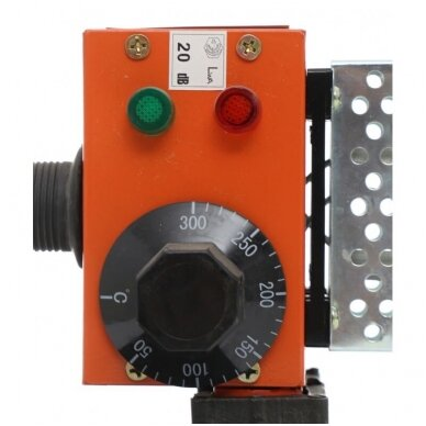 Plastikinių vamzdžių(PVC) suvirinimo prietaisas 20-63mm 5