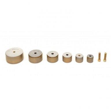 Plastikinių vamzdžių(PVC) suvirinimo prietaisas 20-63mm 7