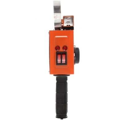 Plastikinių vamzdžių(PVC) suvirinimo prietaisas 2900W 4