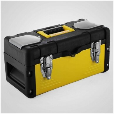 Plastiko remonto prietaisas +600vnt. kabių ESSEN Tools 4