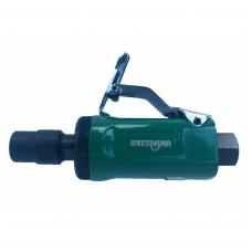 """Pneumatinis šlifuoklis mažas - mini 1/4"""" (3 arba 6mm) 105 mm ilgio"""
