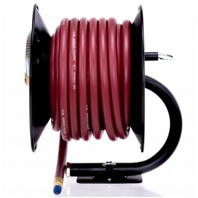 Pneumatinė žarna su rite, guma+ (HYBRID) 15m + 60cm 3