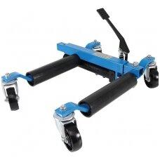 Pozicionavimo vežimėlis automobiliui po raitais, 600 kg BGS-Technic