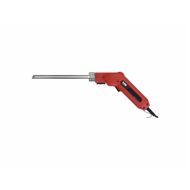 Polistirolo pjovimo peilis su dideliu priedu rinkiniu, MSW 250 W 2